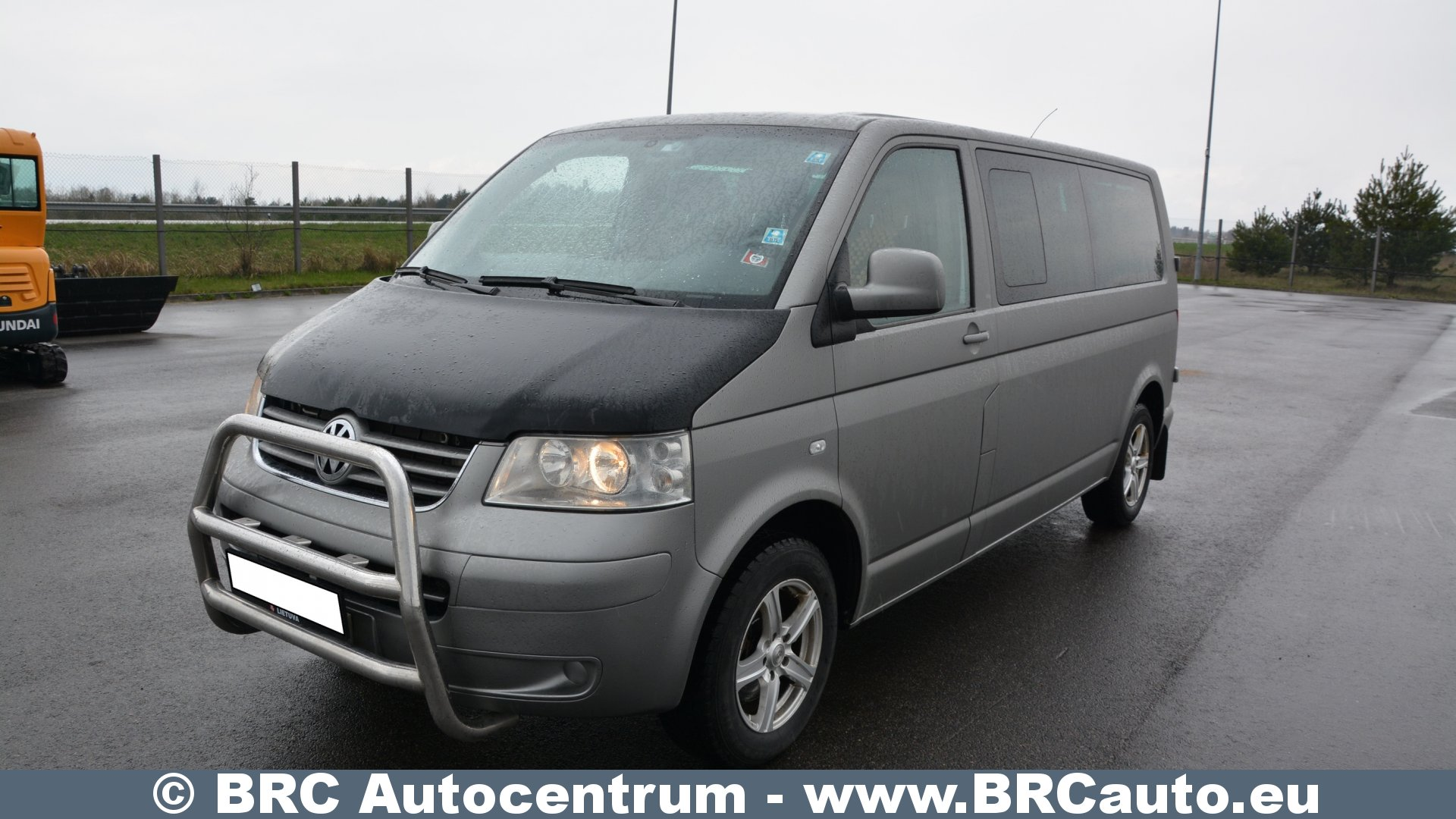 volkswagen caravelle 2 5 tdi t5 long nr 218 brc. Black Bedroom Furniture Sets. Home Design Ideas