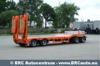 Mega Heavy load trailer