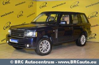 Land-Rover Range Rover, 2011
