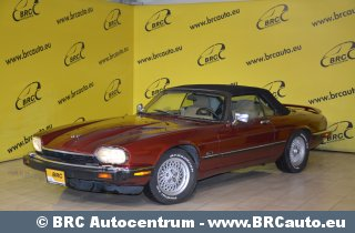Jaguar XJS, 1992