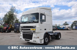 DAF FT XF95.430, 2006