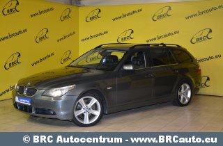BMW 530, 2006
