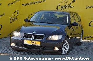 BMW 320, 2008