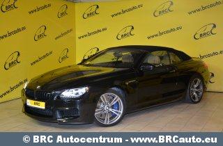 BMW M6, 2013