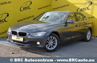 BMW 316, 2012