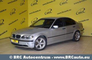 BMW 330, 2003
