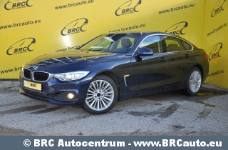 BMW 428 Gran Coupe, 2015