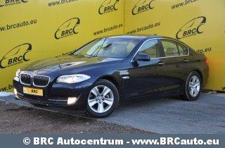 BMW 528, 2012