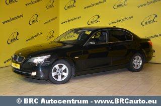 BMW 520, 2009
