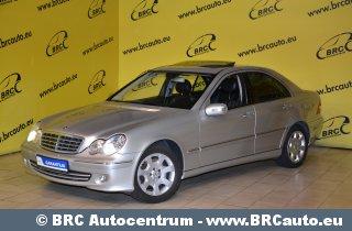 Mercedes-Benz C 320, 2005