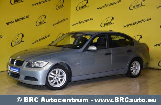 BMW 320, 2005