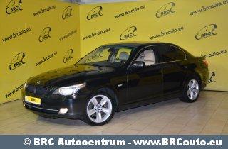 BMW 530, 2008