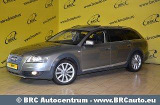 Audi A6 Allroad, 2007
