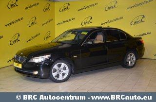 BMW 535, 2008