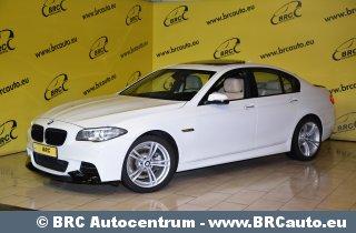 BMW 528, 2014