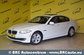 BMW 528, 2013