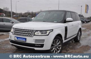 Land-Rover Range Rover, 2013