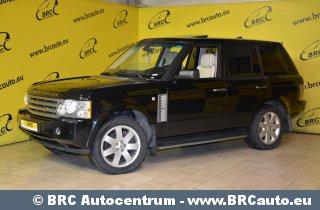Land-Rover Range Rover, 2007