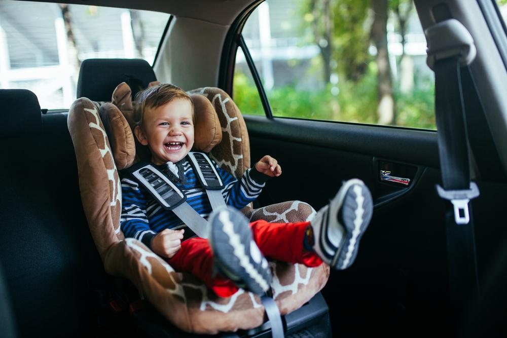 Bērnu auto sēdeklīši