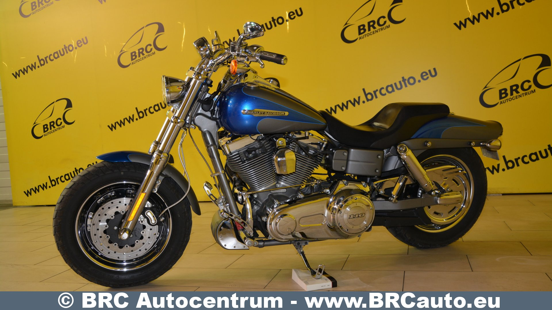 Harley-Davidson FXDFSE Fat Bob Screamin Eagle Reservation