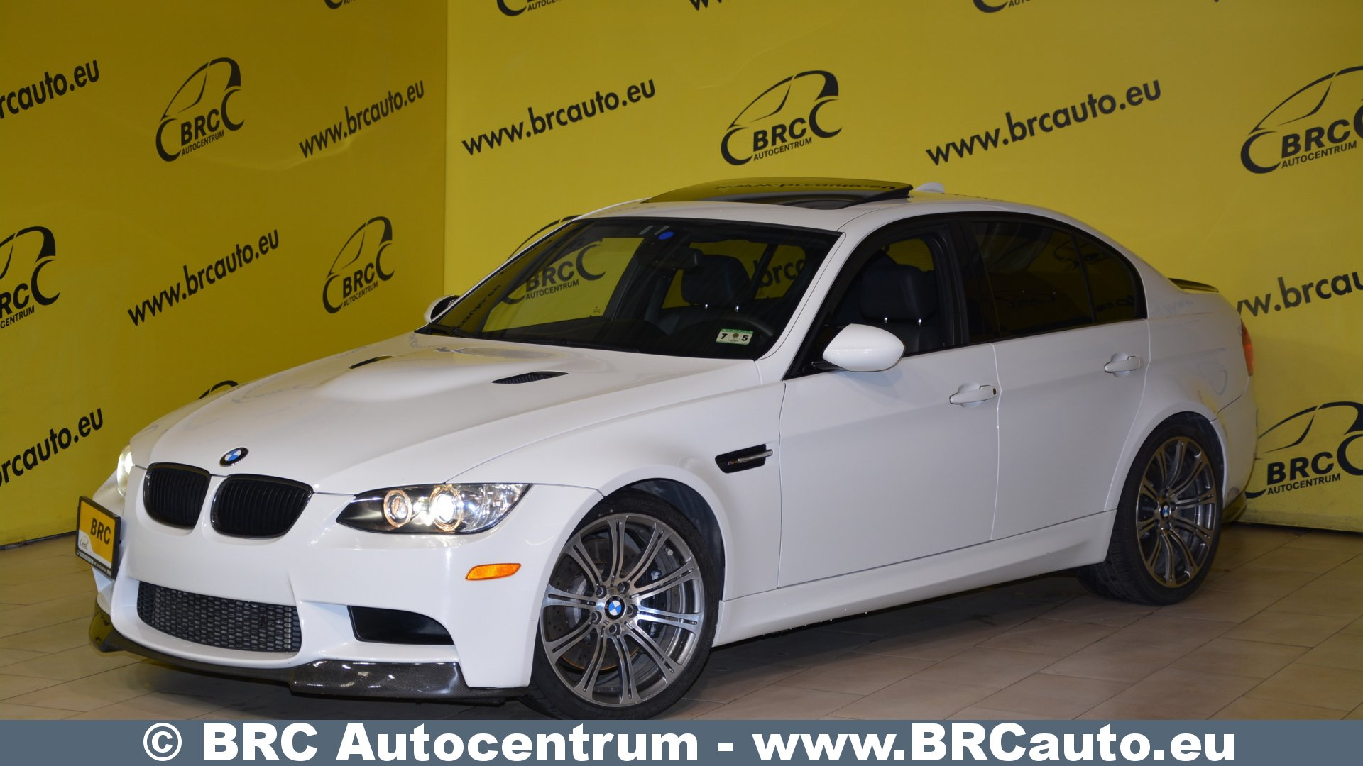 BMW M3 4.0i E90 - 507 BHP/PS  Reservation