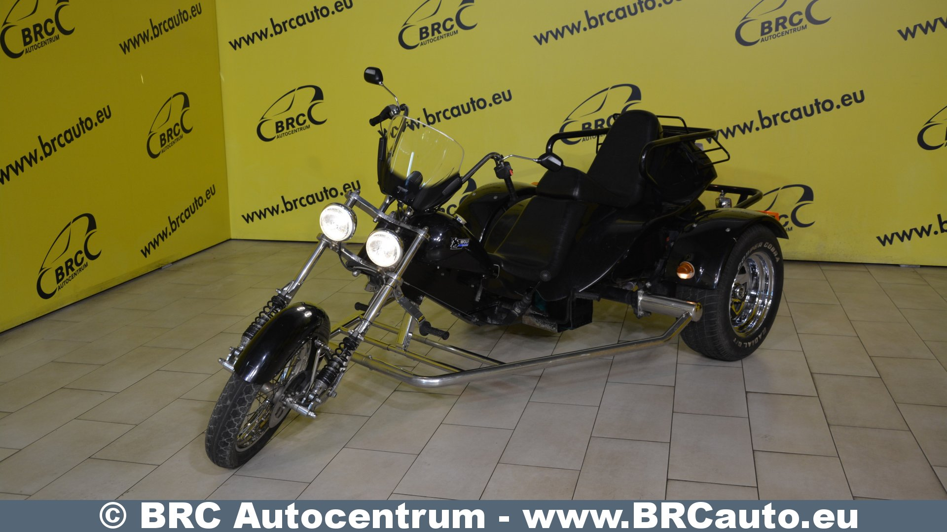 ABC ABC WOLF TRIKES T1 Reservation