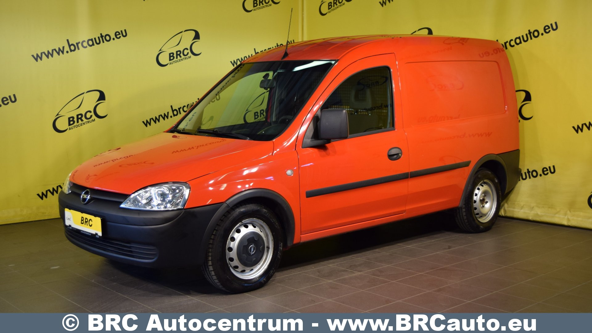 Opel Combo  Reservation