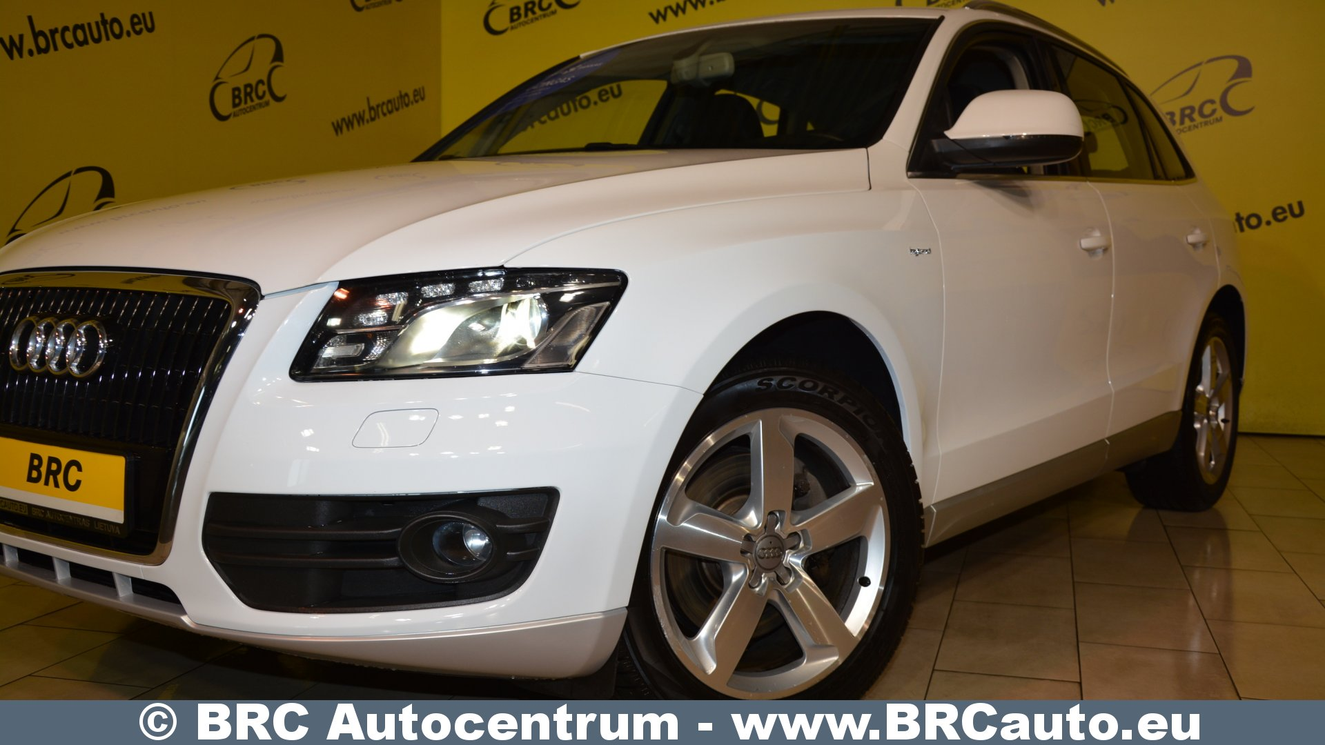 audi q5 quattro hybrid automatas no 203 brc autocentrum. Black Bedroom Furniture Sets. Home Design Ideas