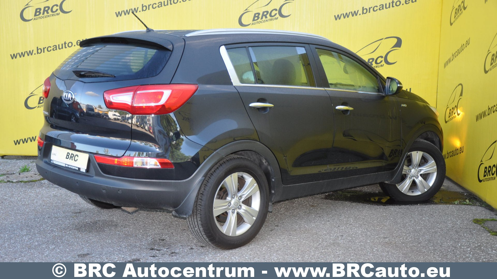 kia sportage 2 0 cvvt awd no 61 brc autocentrum. Black Bedroom Furniture Sets. Home Design Ideas