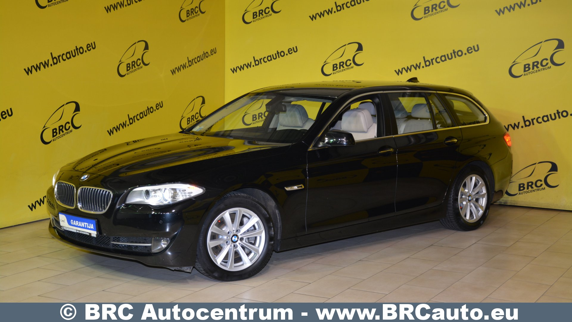 BMW 530 d Touring Automatas Reservation