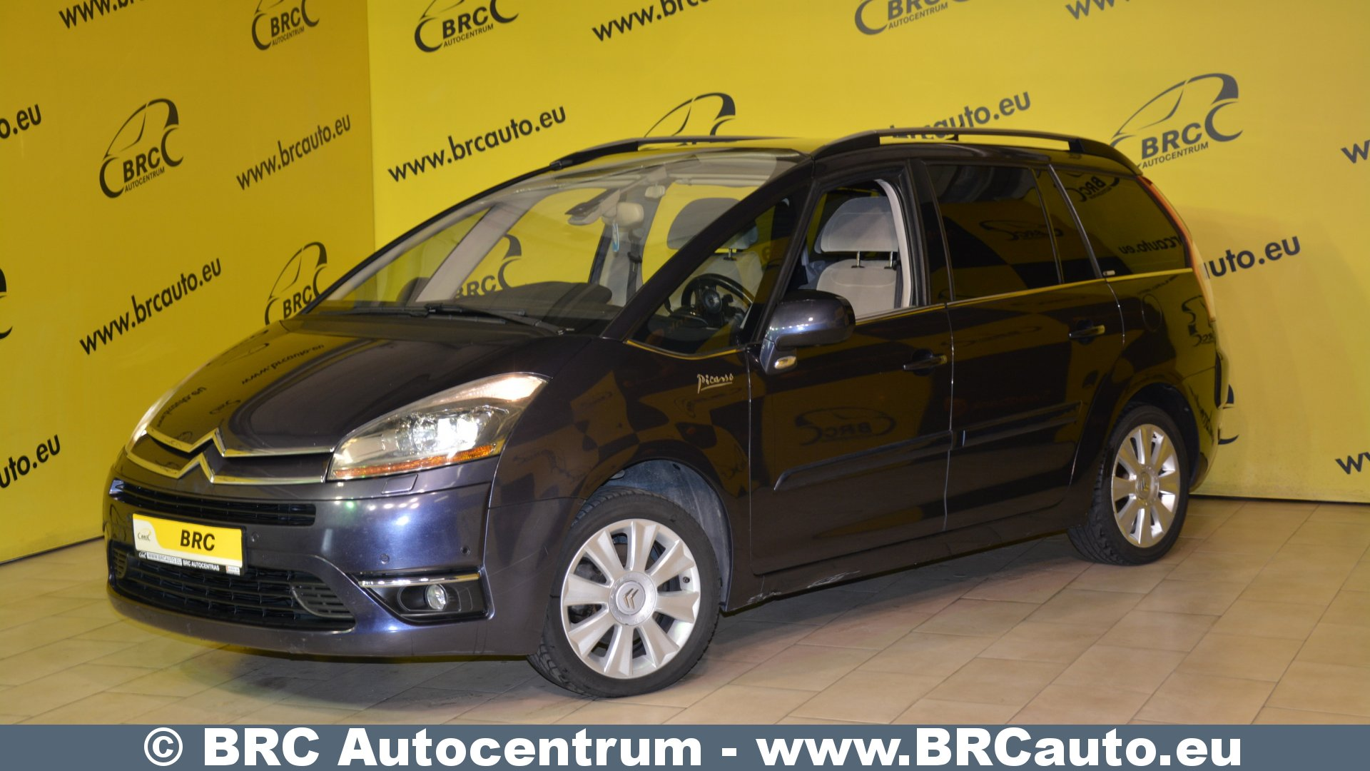 citroen grand c4 picasso exclusive automatas no 256 brc autocentrum. Black Bedroom Furniture Sets. Home Design Ideas