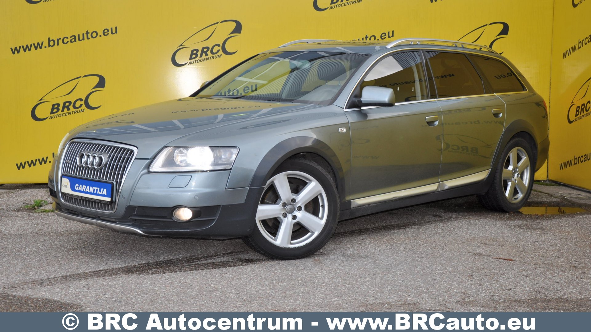 audi a6 allroad 2 7 tdi quattro automatas no 74 brc autocentrum. Black Bedroom Furniture Sets. Home Design Ideas