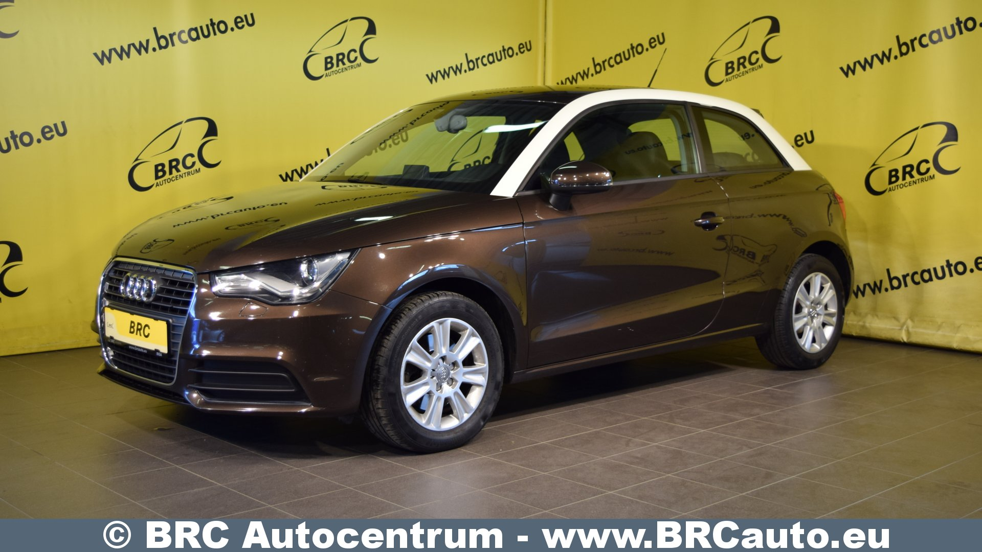 Audi A1  Reservation