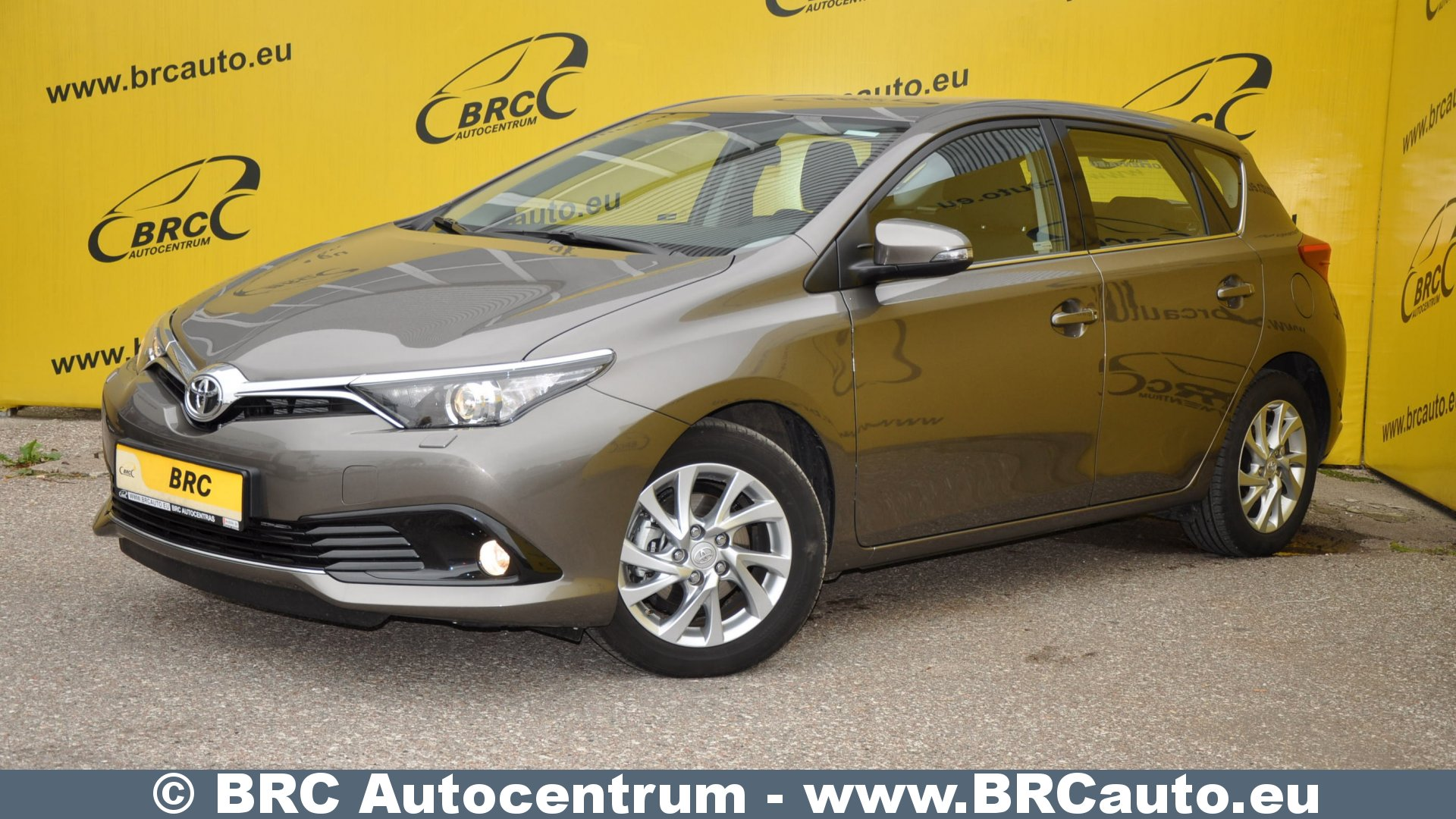 toyota auris 1 6 valvematic act id 781961 brc autocentrum. Black Bedroom Furniture Sets. Home Design Ideas