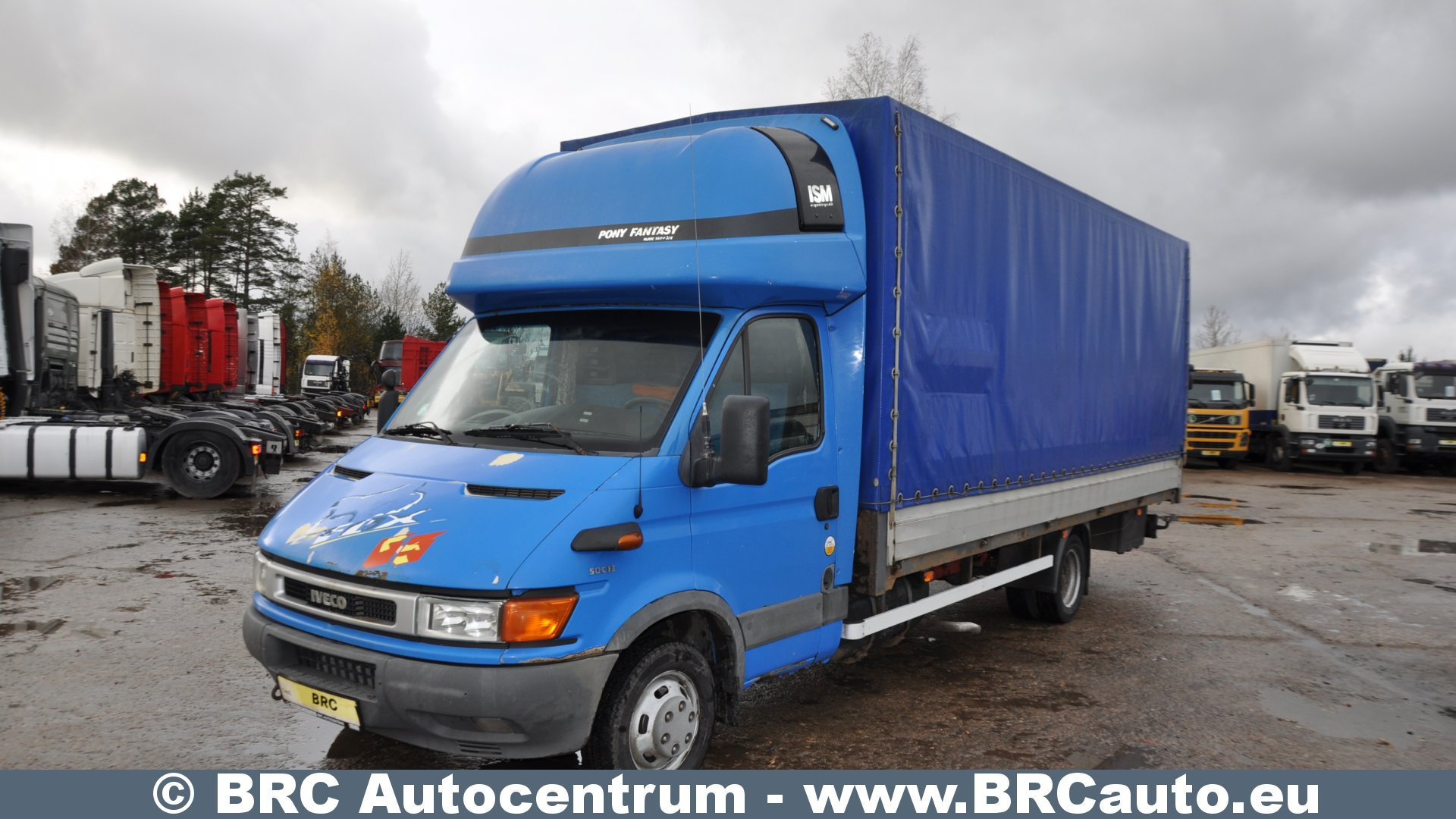 Iveco 50C13 Daily