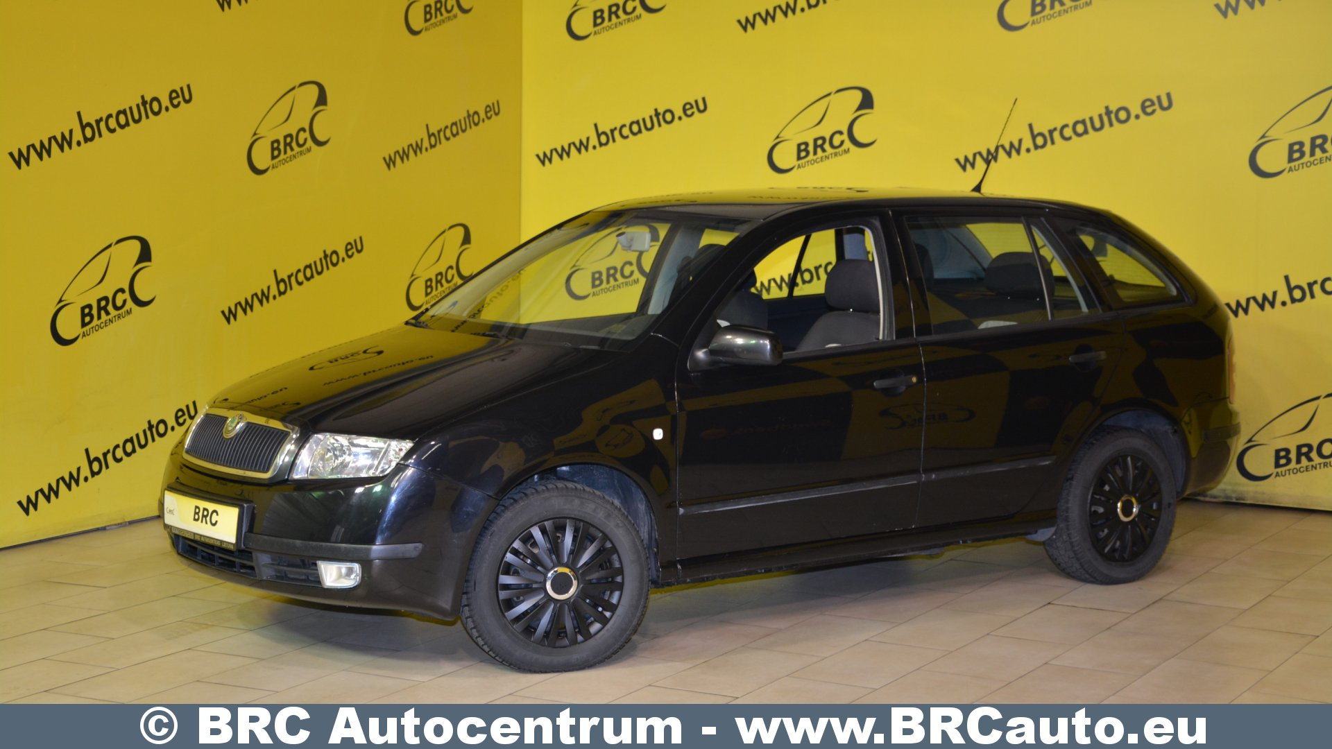 skoda fabia 1 9tdi combi no 295 brc autocentrum. Black Bedroom Furniture Sets. Home Design Ideas