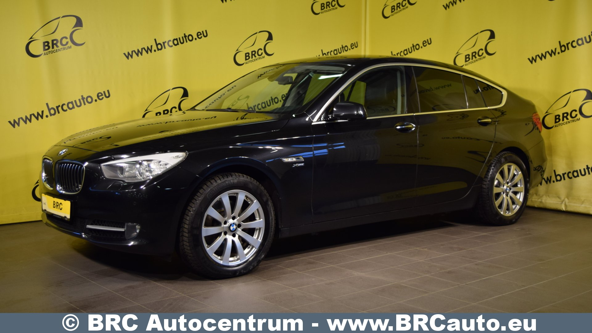 BMW 530 GT xDrive Reservation