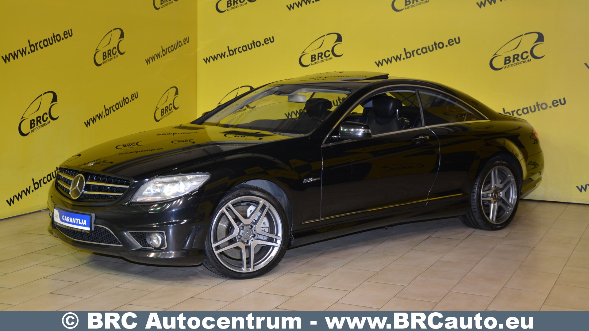 Mercedes benz cl 63 amg v8 coupe automatas no 129 brc for Mercedes benz v8 amg