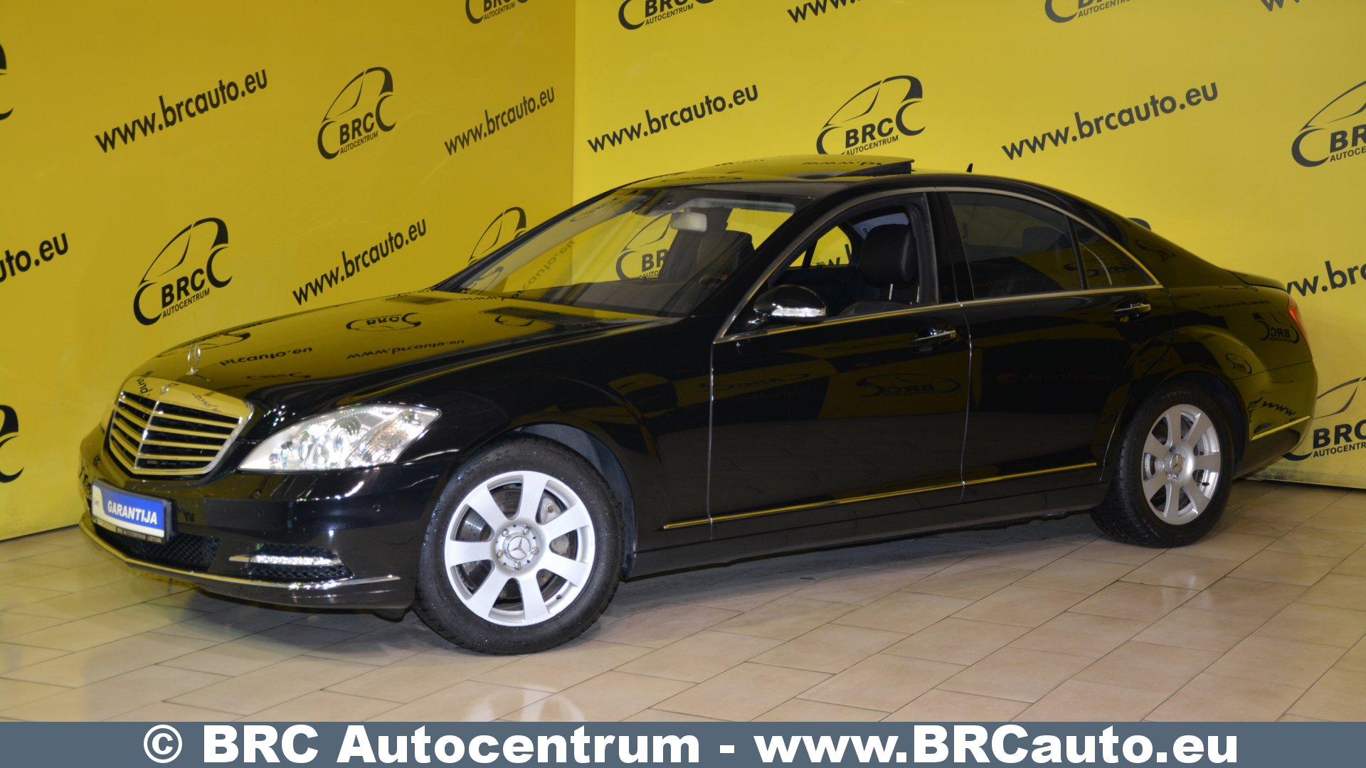 Mercedes benz s 350 i v6 automatas no 81 brc autocentrum for Mercedes benz s 350
