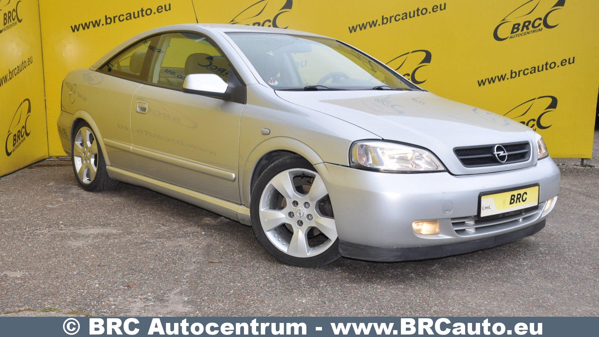 Opel Astra 2.2 Bertone Automatas