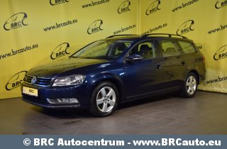 Volkswagen Passat Variant Bluemotio...