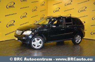 Mercedes-Benz ML 320 CDI 4Matic Aut...