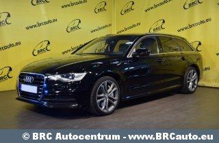 Audi A6 Avant Quattro S-Line