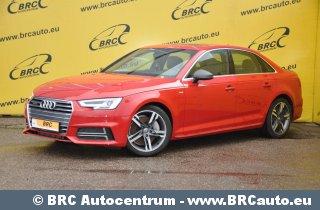 Audi A4 2.0 TFSI Quattro S-Line Aut...
