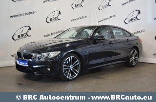 BMW 420 Gran Coupe xDrive M-Pakete