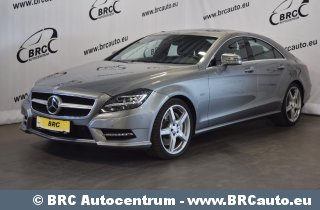 Mercedes-Benz CLS 500 Blue Efficien...