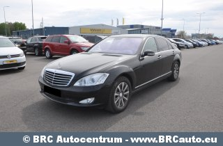 Mercedes-Benz S 320 CDI Long Automa...