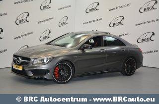Mercedes-Benz CLA 45 AMG 4 Matic Au...