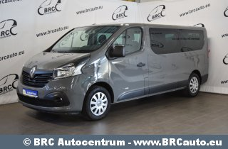 Renault Trafic dCi 140 Energy