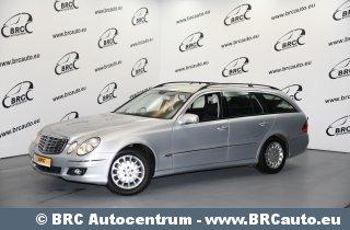 Mercedes-Benz E 320 T CDI Elegance...